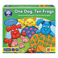 One Dog Ten Frogs Orchard Game (£10.99)