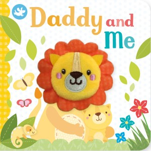 Daddy And Me Puppet Book (£4.99)