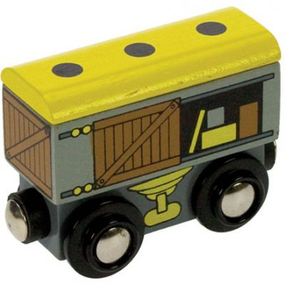 Goods Wagon Bigjigs Rail BJT402 (£4.99)
