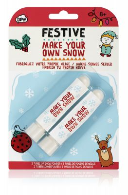 Make Your Own Snow (£3.99)
