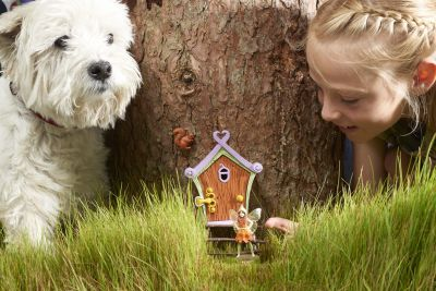 Image 2 of Woodland Fairy Door - My Fairy Garden  (£10.99)