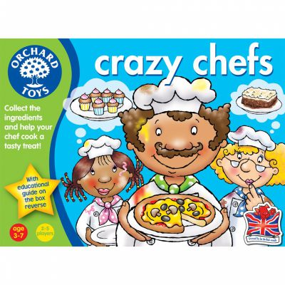 Crazy Chefs Orchard Toys Game (£8.99)