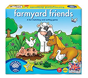 Farmyard Friends Orchard Toys Game (£10.99)