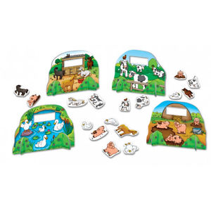 Image 2 of Farmyard Friends Orchard Toys Game (£10.99)