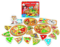 Image 2 of Pizza Pizza Orchard Toys Game (£10.99)