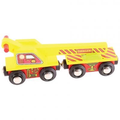 Crane Wagon Bigjigs Rail (£9.99)