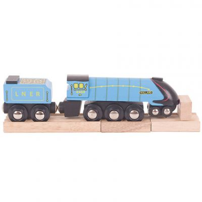 Heritage Collection Mallard Train Bigjigs Rail (£13.99)