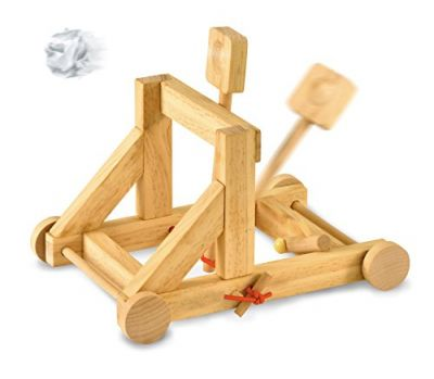 Image 2 of Build a Firing Catapult was £15.99  (£12.99)