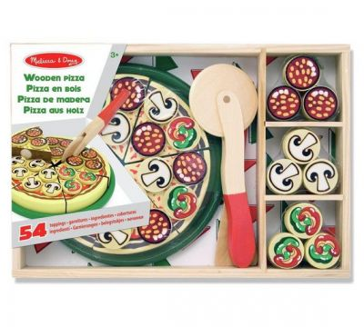 Wooden Pizza Melissa and Doug (£18.99)