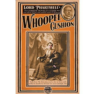 Image 1 of Whoopee Cushion - Lord Phartwell  (£2.99)