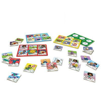 Image 2 of Tell The Time - Orchard Toys  (£8.99)