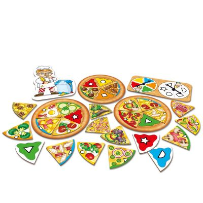 Image 2 of Pizza Pizza - Orchard Toys  (£10.99)