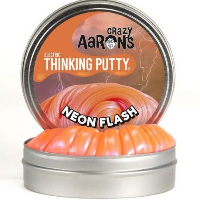 Image 2 of Neon Flash Mini Crazy Aaron tin  (£3.25)