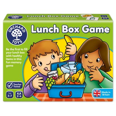Lunch Box Game - Orchard Toys (£8.99)