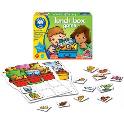 Image 2 of Lunch Box Game - Orchard Toys  (£8.99)