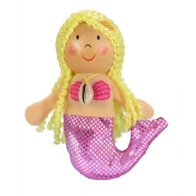 Mermaid Finger Puppet - Fiesta Crafts (£3.99)