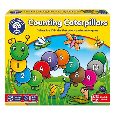 Counting Caterpillars (£10.99)