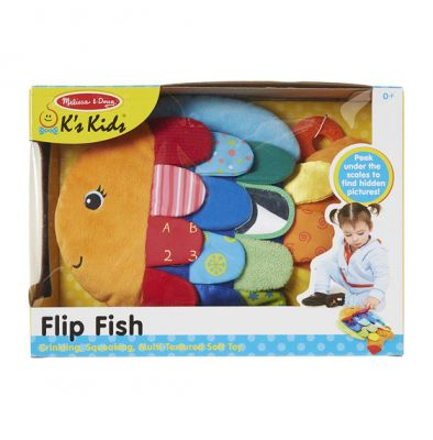 Flip Fish Baby Toy - Melissa and Doug (£19.99)