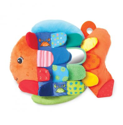 Image 4 of Flip Fish Baby Toy - Melissa and Doug  (£19.99)