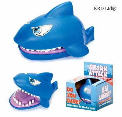 Image 2 of Shark Attack Game  (£9.99)