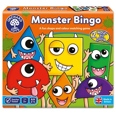 Image 1 of Monster Bingo - Orchard Toys  (£10.99)