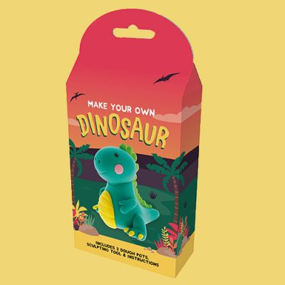 Image 4 of Make Your Own Dinosaur -  Was £5.99 now £3.99  (£3.99)