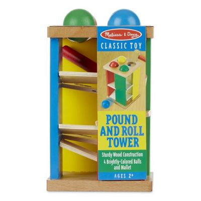 Pound and Roll Tower - Melissa and Doug (£18.99)