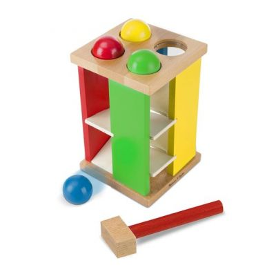 Image 2 of Pound and Roll Tower - Melissa and Doug  (£18.99)