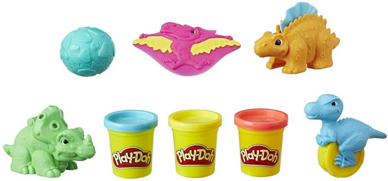 Image 2 of Play-doh Dino Tools  (£12.99)