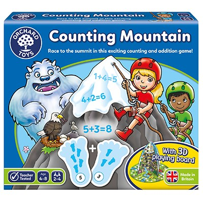 Counting Mountain - Orchard Toys (£10.99)