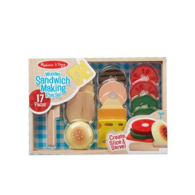 Sandwich Set - Melissa and Doug (£15.99)