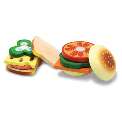 Image 3 of Sandwich Set - Melissa and Doug (£15.99)