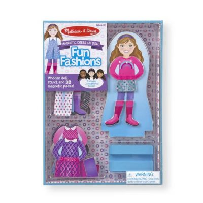 Fun Fashions Magnetic Dress Up - Melissa and Doug (£12.99)