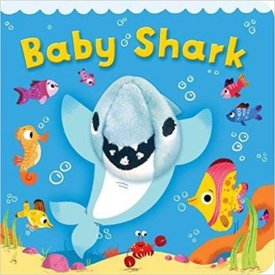Baby Shark Puppet Book (£4.99)
