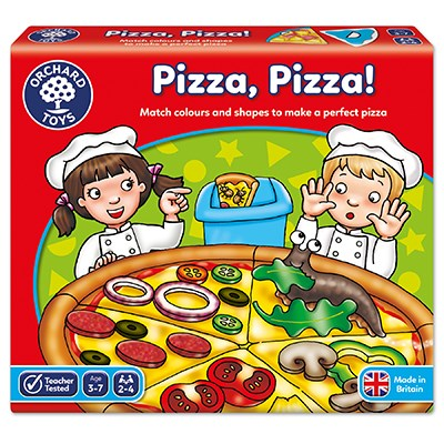 Pizza Pizza - Orchard Toys (£10.99)