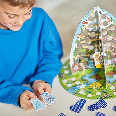 Image 2 of Counting Mountain - Orchard Toys  (£10.99)