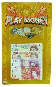 Image 1 of Play Money  (£1.99)