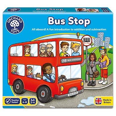 Bus Stop Board Game (£10.99)