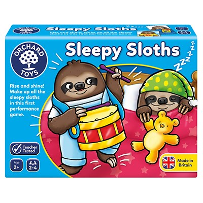 Sleepy Sloths Game (£8.99)