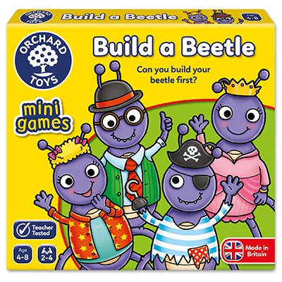 Orchard Mini Games - Build a Beetle (£5.50)
