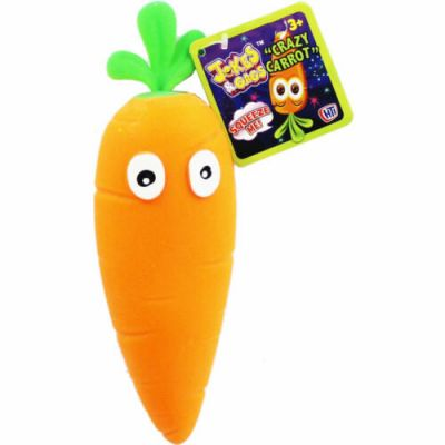 Crazy Carrot Stress Toy (£2.50)
