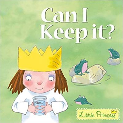 Can I Keep It Book Little Princess (£3.99)