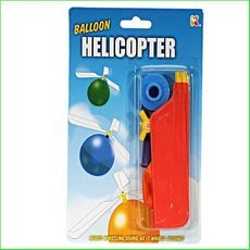 Balloon Helicopter (£2.75)