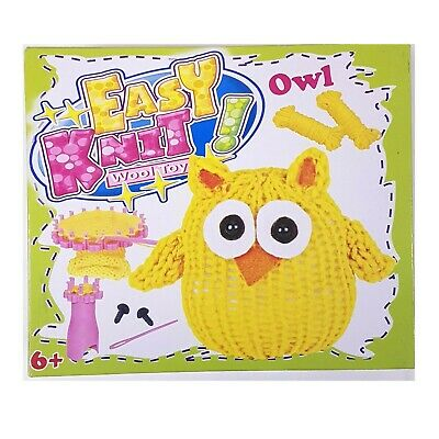 Easy Knit Owl (£5.99)