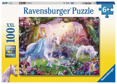Ravensburger Magical Unicorn Puzzle 100 6+ (£10.99)