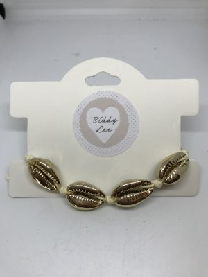 Image 1 of Gold Cowrie Bracelet  (£3.99)