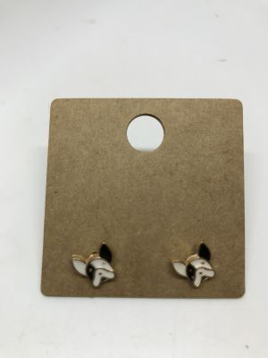 Cute Bulldog earrings (£1.99)