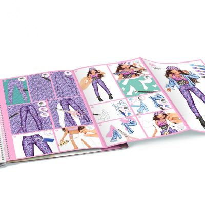 Image 2 of Top Model Special Design Book  (£9.99)