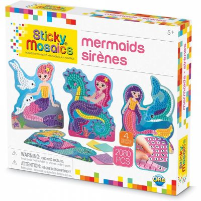 Image 1 of Mermaids Sticky Mosaics (£15.99)