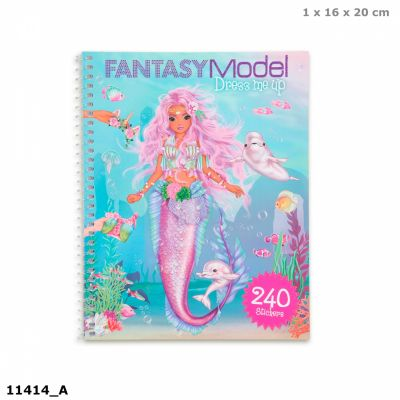 Fantasy Model Dress Me Up (£5.99)